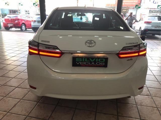 Corolla XEI Multi Drive S 2.0 2019 Branco Apenas 6 mil km - Foto 5