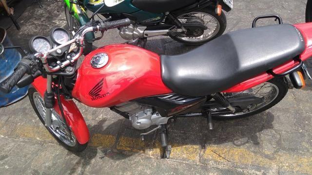Fan 125 2012 + 2.000 Reais para trocar em moto mais nova. - Foto 4