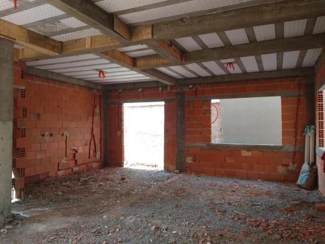 F-SO0446 Sobrado com 3 dormitórios à venda, 131 m² por R$ 690.000 - Uberaba - Foto 5