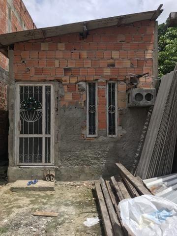 Casa com terreno no José Bonifácio