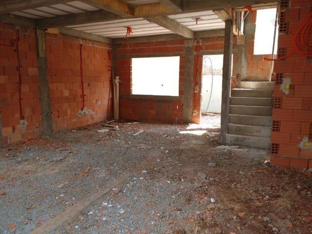 F-SO0446 Sobrado com 3 dormitórios à venda, 131 m² por R$ 690.000 - Uberaba - Foto 12