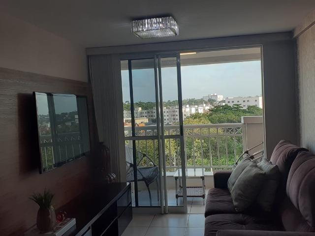 Apartamento com 3 dormitórios à venda, 74 m² por R$ 380.000 - Cambeba - Foto 2