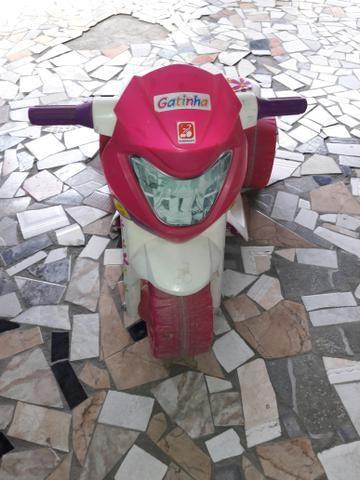Moto para criança com bateria - Foto 3