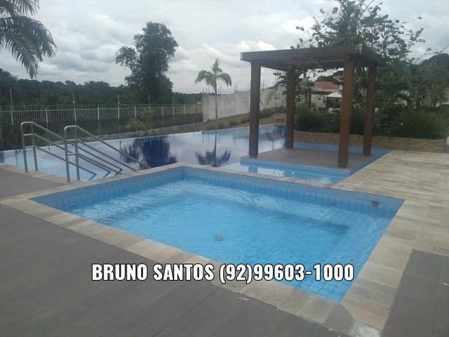 Vitta Club House. Casa com três dormitórios na Torquato Tapajós - Foto 14