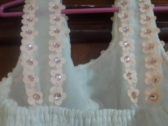 Vestido de dama ou florista - Foto 2