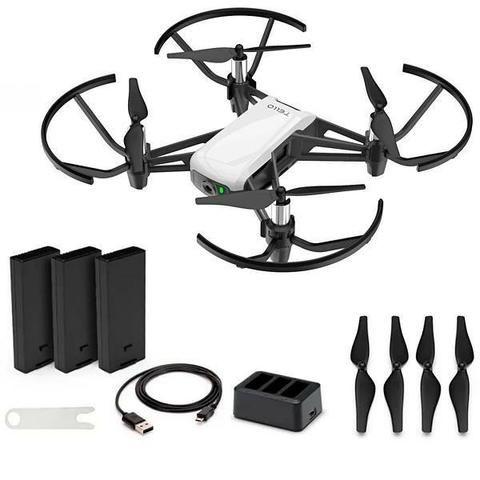 Drone Dji Tello Boost Combo - Anatel