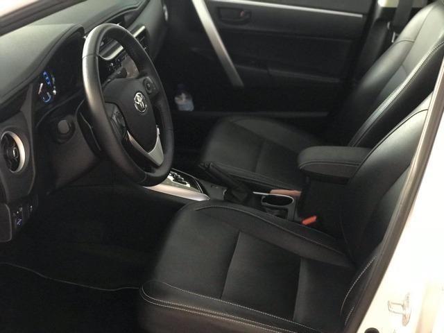Corolla XEI Multi Drive S 2.0 2019 Branco Apenas 6 mil km - Foto 8