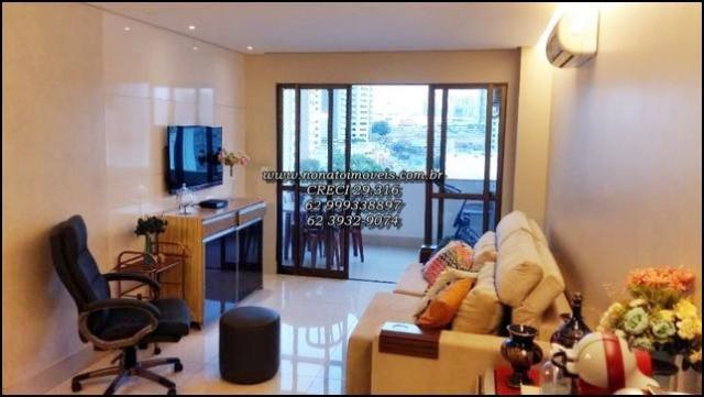 Jardim goias ! 108 m² 3 quartos ( 1 suite ) ! lindo apartamento ! - Foto 2