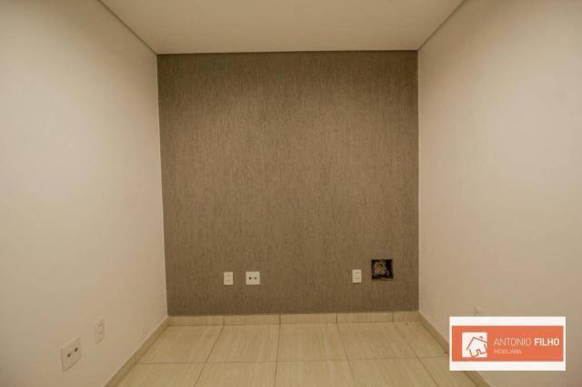 Casa com 2 dormitórios para alugar por R$ 1.600/mês - Setor Habitacional Arniqueiras - Águ - Foto 18