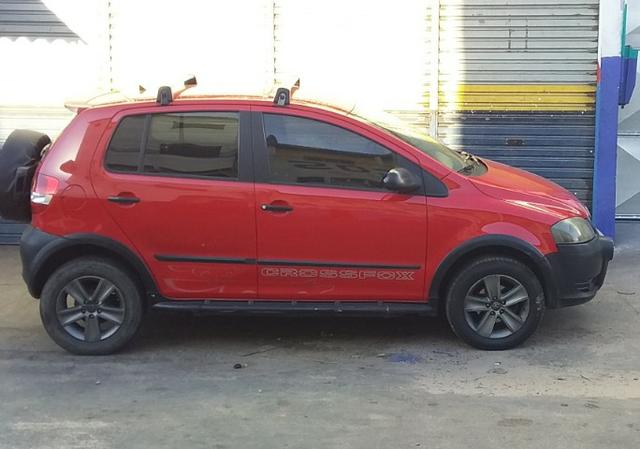 Vendo Cross Fox Completo ano 2008/2009