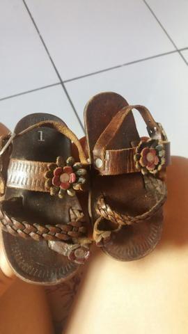 Sandália de couro - Foto 2