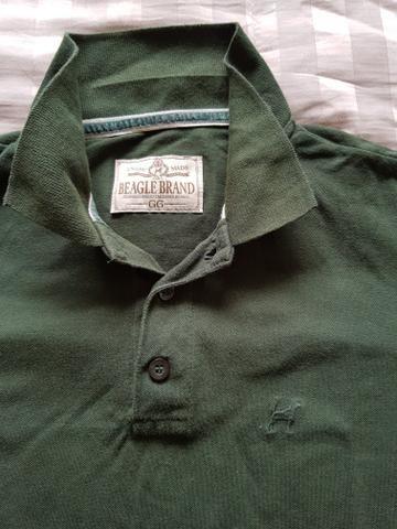 02 Camisas pólo Beagle GG - Roupas e calçados - São Francisco ... a6413d6a1cc0b