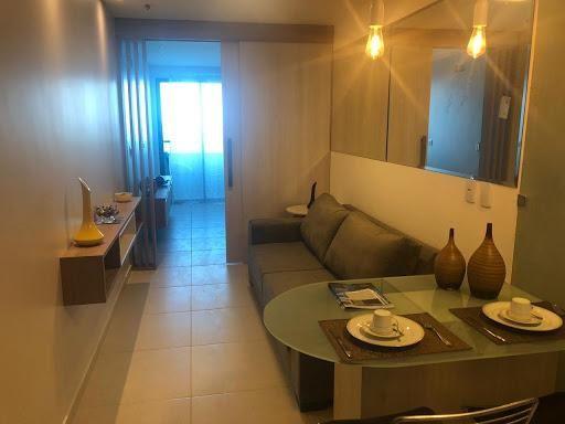 Flat com 1 dormitório à venda, 41 m² por R$ 300.000,00 - Casa Caiada - Olinda/PE - Foto 3