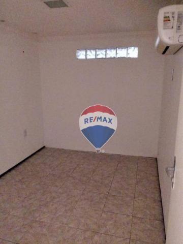 Casa com 2 dormitórios para alugar, 55 m² por R$ 780,00/mês - Cidade 2000 - Fortaleza/CE - Foto 9