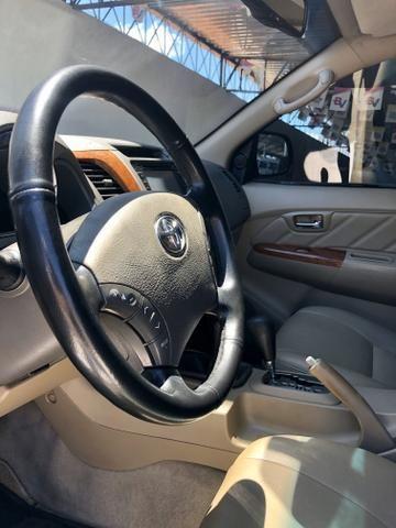 Toyota Hilux SW4 SRV 4x4 DIESEL 7P IPVA 2020 PAGO - Foto 14