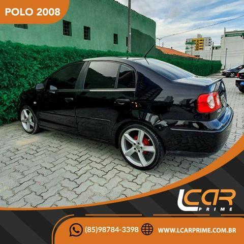 Polo 2008/ Completo/ Exclusivo/ Couro/ Multimídia - Foto 6