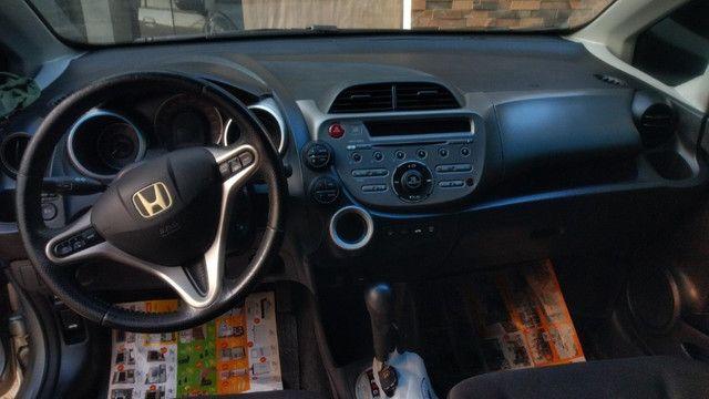Honda New Fit EX 1.5 16v automático - chave reserva e manual do proprietário - Foto 6