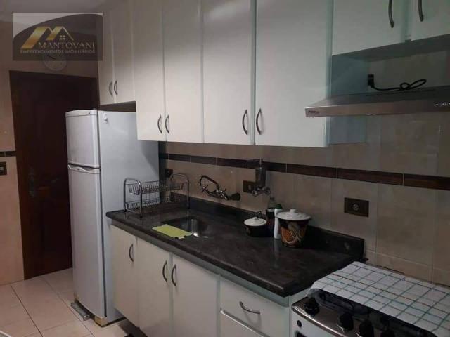 Apartamento com 2 dormitórios à venda, 77 m² por R$ 380.000,00 - Guilhermina - Praia Grand - Foto 10