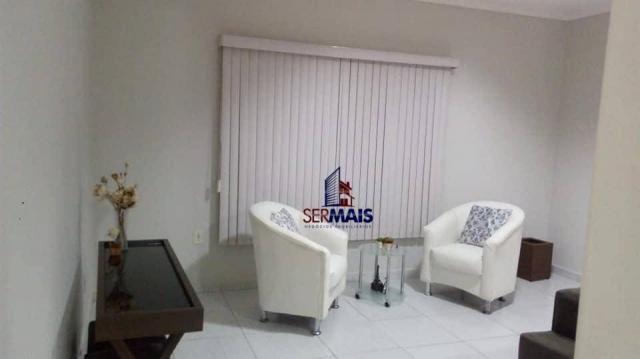 Casa com 3 dormitórios à venda, 250 m² por R$ 480.000,00 - Casa Preta - Ji-Paraná/RO - Foto 4