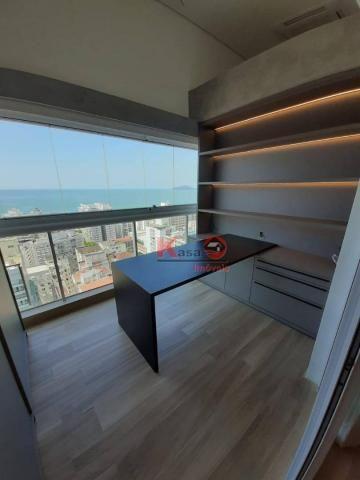 Cobertura com 4 dormitórios à venda, 410 m² por R$ 7.500.000,00 - Gonzaga - Santos/SP - Foto 13