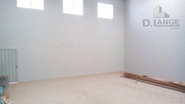 Barracão para alugar, 220 m² por R$ 3.000,00/mês - Parque Via Norte - Campinas/SP - Foto 7