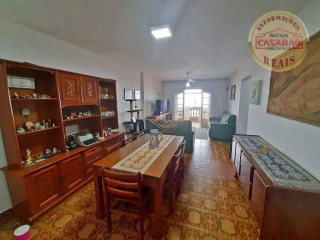 Apartamento com 3 dormitórios à venda, 115 m² por R$ 320.000 - Tupi - Praia Grande/SP - Foto 3
