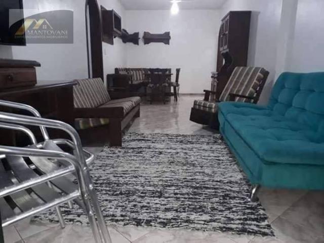 Apartamento com 2 dormitórios à venda, 77 m² por R$ 380.000,00 - Guilhermina - Praia Grand - Foto 4