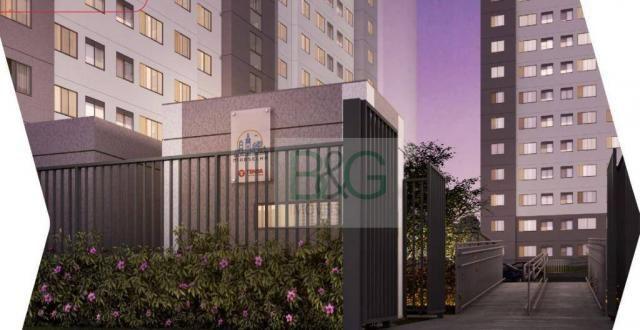 Apartamento com 1 dormitório à venda, 42 m² por R$ 137.600 - Guaianazes - São Paulo/SP - Foto 5