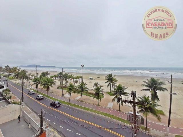 Apartamento com 3 dormitórios à venda, 115 m² por R$ 320.000 - Tupi - Praia Grande/SP