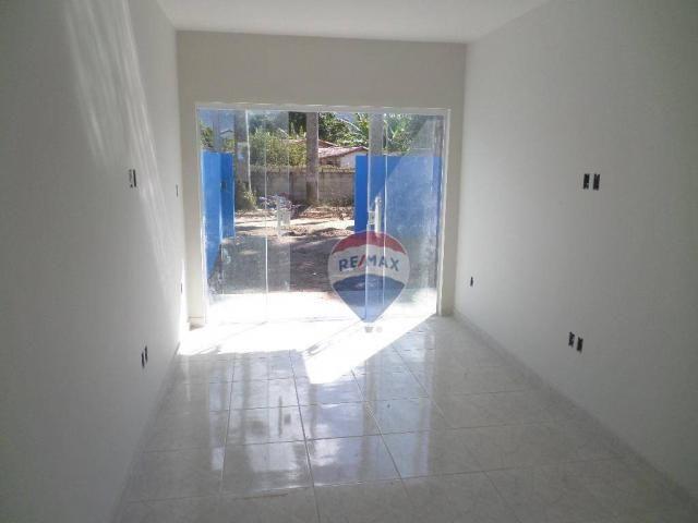 Casa com 2 quartos (1 suíte) à venda, 65 m² por R$ 220.000 - Balneário das Conchas - São P - Foto 2