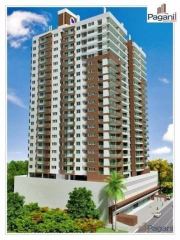 Apartamento com 3 dormitórios à venda, 126 m² por R$ 817.000,00 - Centro - Palhoça/SC - Foto 7