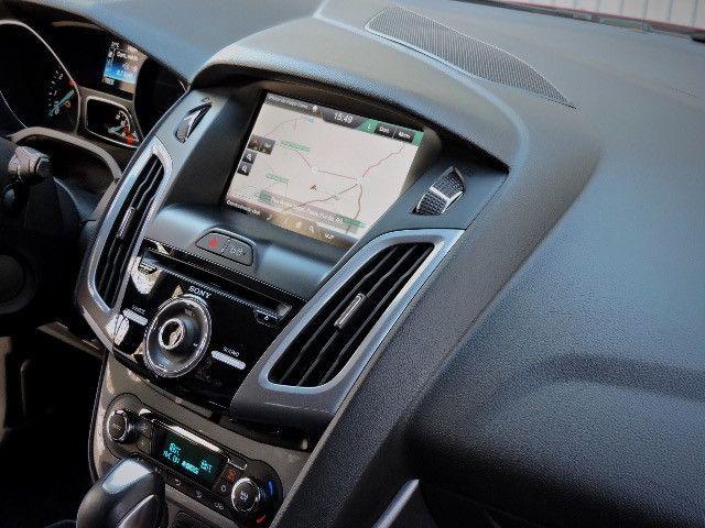 Ford Focus Sedan Titanium 2.0 2015 Impecável - Foto 16