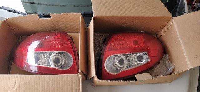 Lanternas traseiras (par) ford ka 2008-2013 Originais