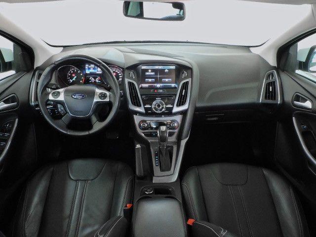 Ford Focus Sedan Titanium 2.0 2015 Impecável - Foto 5