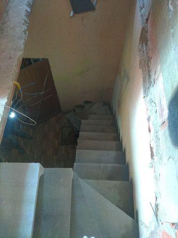 Santos escadas pré moldadas