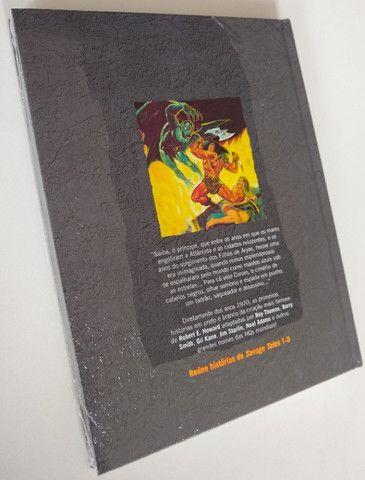 A Espada Selvagem de Conan Vol. 1 - Hq Nova e Lacrada! - Foto 3