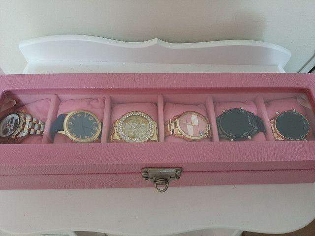 Caixa de relógio  - Foto 2