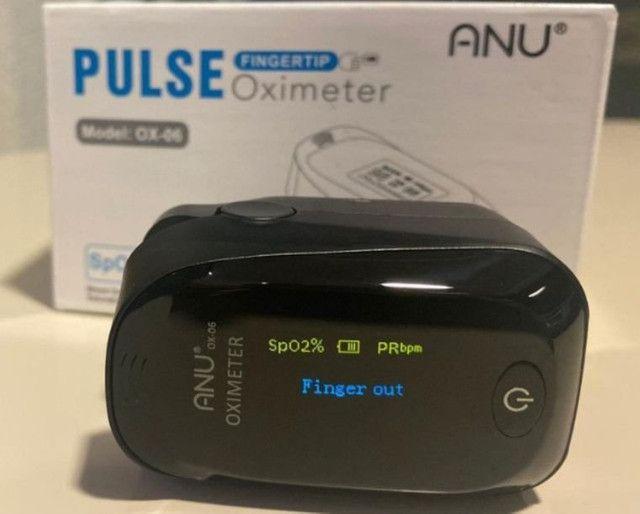 Termômetro Oxímetro N95 Propes Touca Luvas Tapete - Foto 5