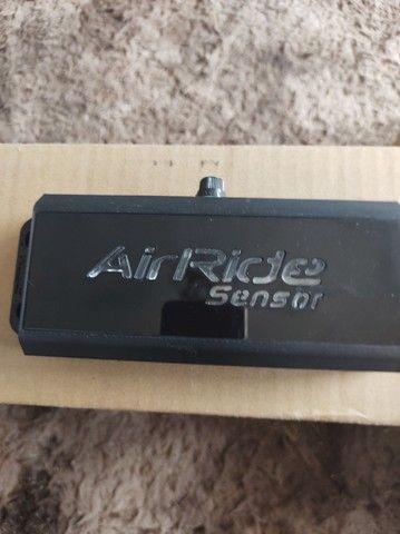 Central Air rider sensor Castor suspensão