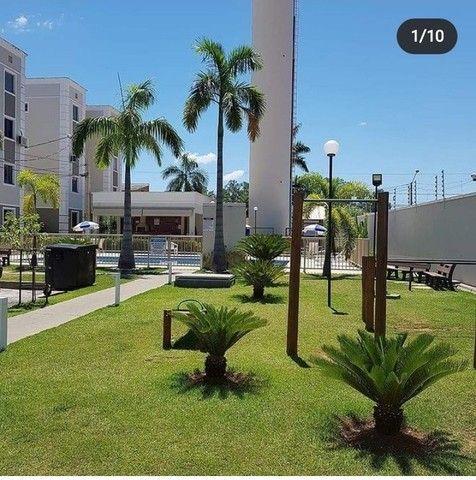 ALUGA-SE Apartameto no residencial CHAPADA dos BANDEIRANTES