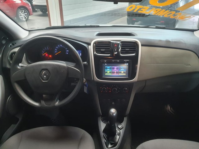 Renault LOGAN EXPRESSION 1.6 8V 4P - Foto 5