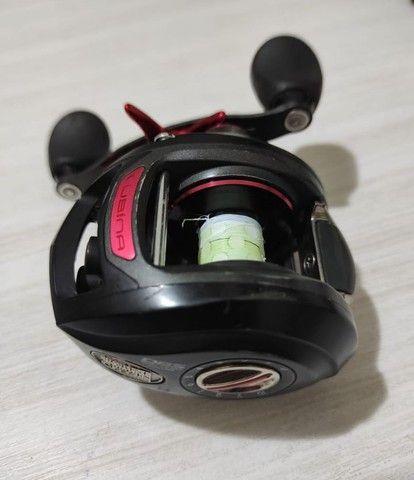 Carretilha GTS-BLACK WIDOW-SHI - Foto 3