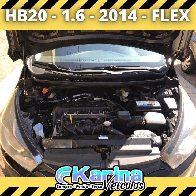 Hb20 - 2014 - 1.6 - Flex - Foto 5