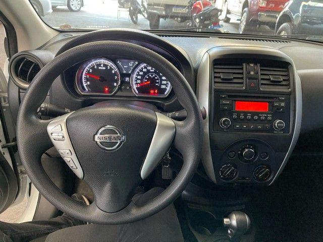 Nissan Versa 2018 SV 1.6 CVT flex automático  - Foto 7