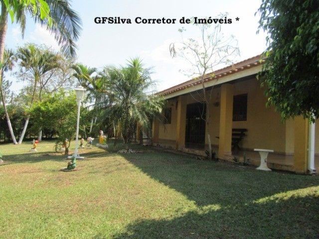 Chácara 1.500 m2 Condominio Fechado Casa 3 dorm. píscina Ref. 453 Silva Corretor - Foto 7