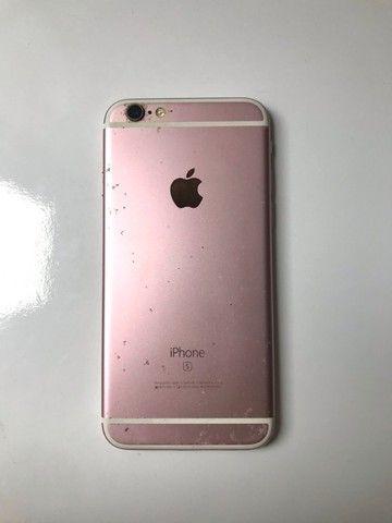 iPhone 6S Rose - 16gb - Foto 2