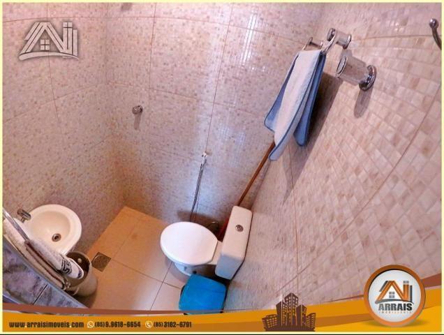Apartamento à venda, 117 m² por R$ 370.000,00 - Vila União - Fortaleza/CE - Foto 7