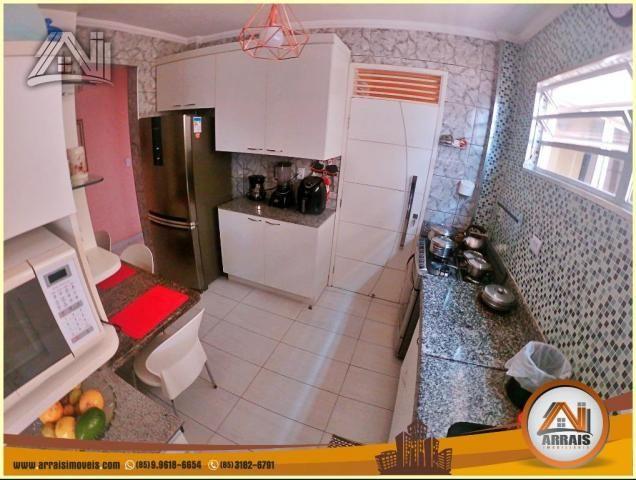 Apartamento à venda, 117 m² por R$ 370.000,00 - Vila União - Fortaleza/CE - Foto 8