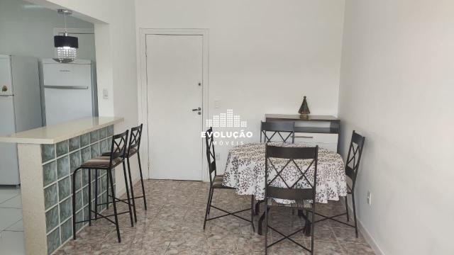Apartamento à venda com 2 dormitórios em Capoeiras, Florianópolis cod:9818