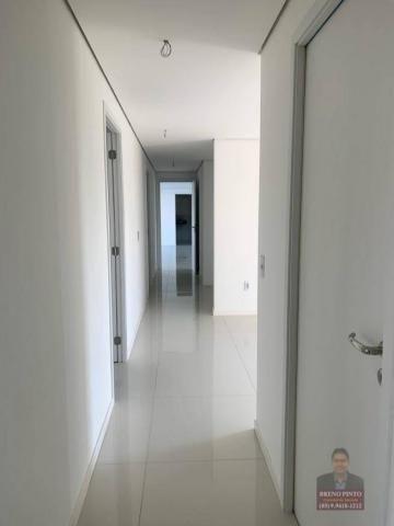 Apartamento no Cosmopolitan com 4 dormitórios à venda, 259 m² por R$ 2.650.000 - Guararape - Foto 11
